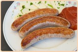 Thüringer Bratwurst